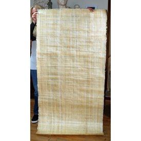Papyrus Blatt 200x100 cm