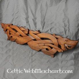 Oseberg Holzcarving