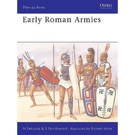 Osprey: Early römisch Armies