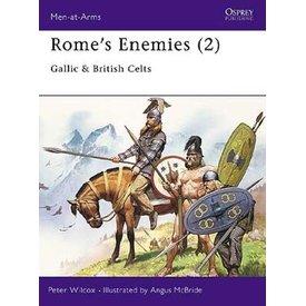 Osprey: Rom `s Enemies (2) - gallische & britische Kelten