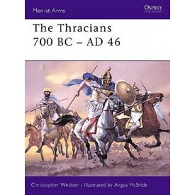 Osprey: die Thraker 700 BC - AD 46