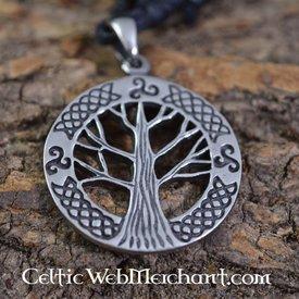 Anhänger Baum des Lebens, Zinn