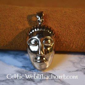 Keltische Gesicht Amulett