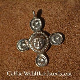 Keltische Sonne Amulett Mainz