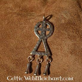 Keltisches Kreuz Anhänger Dürrn