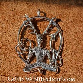 Cernunnos Amulett, Bronze