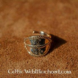 Gotland Ring Bronze klein