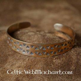 Wikinger Armband Wieringen, Bronze