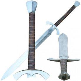 Zweihändige Breitschwert
