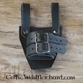 House of Warfare Leder Schwert Halter
