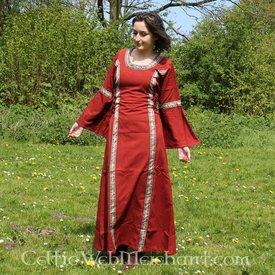 Kleid Cleena Rot