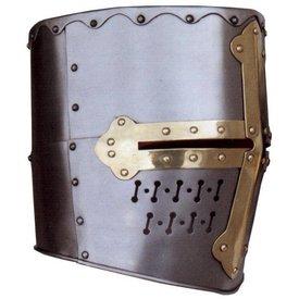 12. Jahrhundert Großhelm Templar