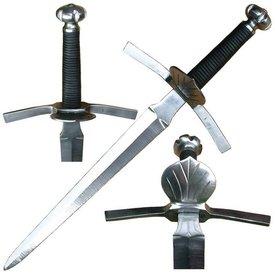 Dagger mit muschelförmigen guard