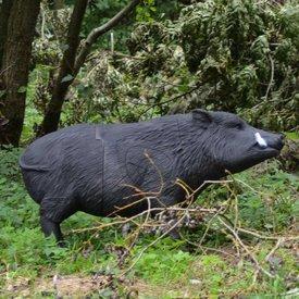 3D Wildschwein