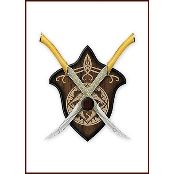 Kampf Messer von Legolas