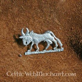 Badge Die Schwarz Bull von Clare