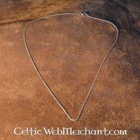 Bronze Halskette, 1,5 mm, 45 cm
