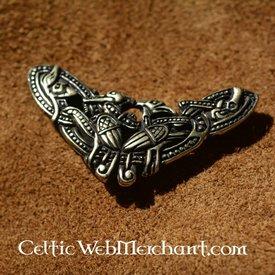 Keltische Buch Fitting (Set bestehend aus zwei Stück)