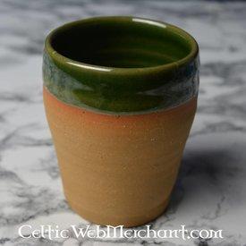 Historische Wein Cup (Grünware), 0.2l