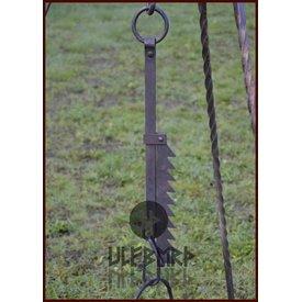 Ulfberth mittelalterlich S-Haken 90 cm