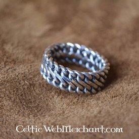 Silber Wikinger Ring