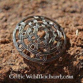 Bronze Wikinger Brosche