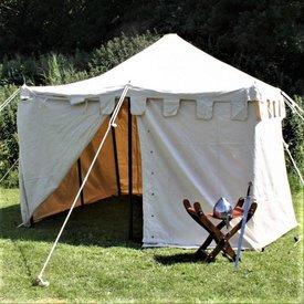 Mittelalterliches Zelt Herold 3 x 3 m