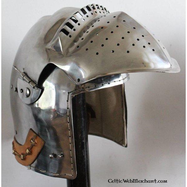 Marshal Historical 15. Jahrhundert bascinet