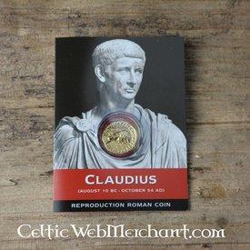 römisch aureus Pack Claudius