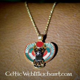 Ägyptische Anhänger Skarabäus