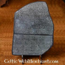Rosettastein 28 x 24 cm