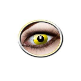 Epic Armoury Gefärbt Kontakt helles Gelb Kontaktlinsen