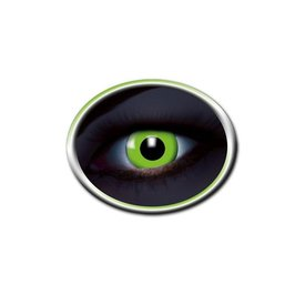 Epic Armoury Gefärbt kontaktieren Kontaktlinsen UV Grün