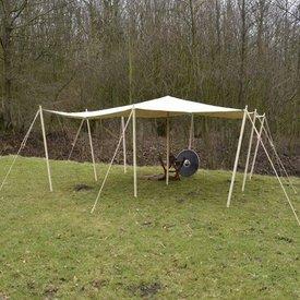 Tarpaulin 4 x 5 m 350 g / m²