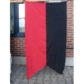 Heraldische Stadt Banner
