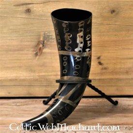 Lord of Battles Prähistorische Trinkhorn mit Cup Marken