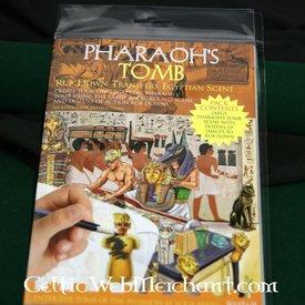 Rubbelbilder (mit Panorama) Pharaos Grab