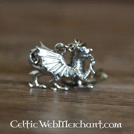 Welsh Dragon Schlüsselchain