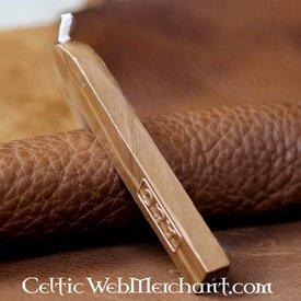 Siegelwachs-Stick, gold