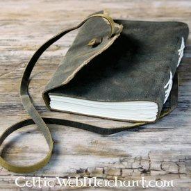 House of Warfare Mittelalterliche handgemachte Tagebuch