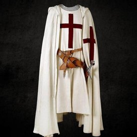 Lord of Battles Templar surcoat dick Baumwolle
