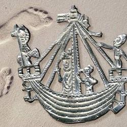 Abzeichen und Schmuck aus dem Mittelalter