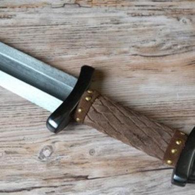Schwerter aus dem frühen Mittelalter