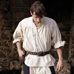 (Früh)mittelalterliche Kleidung