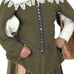 Kleidung aus dem 16. - 18. Jahrhundert