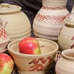 Historisches Keramik