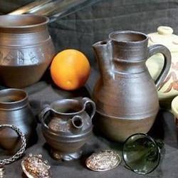 (Früh)mittelalterliches Keramik