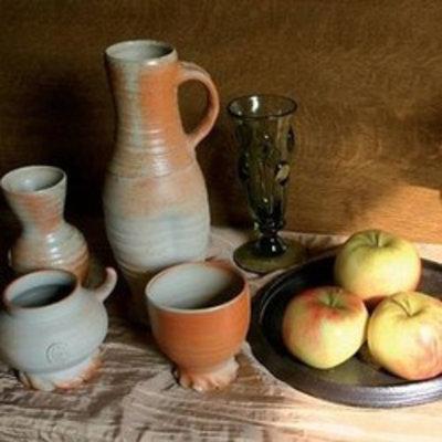 Keramik aus dem 15. Jahrhundert & der frühen Neuzeit