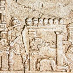 Reliefs aus der Antike