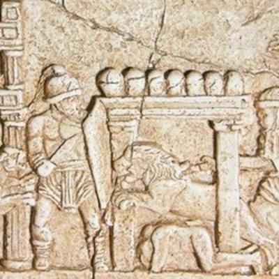 Römische Reliefs